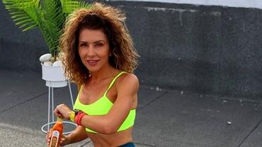 Carmen Brumă arată spectaculos la 43 de ani! Imaginile care vorbesc de la sine
