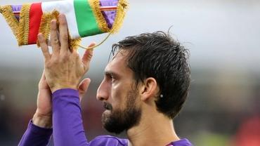 Fiorentina îi prelungise contractul lui Astori în ziua decesului