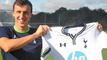 Villas-Boas îl laudă pe Chiricheş şi anunţă că e tot mai aproape de a fi titular în echipa lui Tottenham