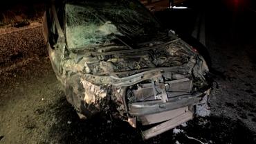 Accident înfiorător în Gorj! Doi adolescenți au murit după ce s-au răsturnat cu mașina