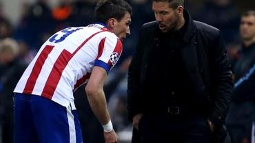 OFICIAL / Atletico i-a găsit înlocuitor lui Mandzukic! E febleţea lui Simeone