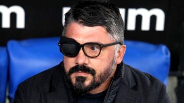 """Gennaro Gattuso a anunțat de ce boală suferă: """"E foarte greu să văd dublu, dar nu mor!"""""""