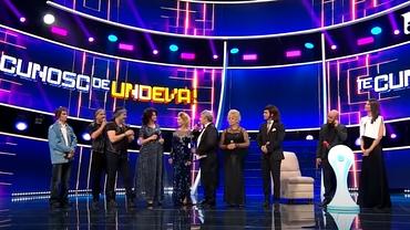 Primele imagini din finala Te cunosc de undeva 2021. În cine se transformă Pepe, Liviu Vârciu și Andrei Ștefănescu