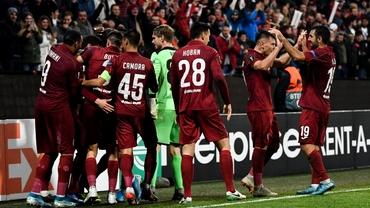 Cifrele InStat confirmă victoria lui CFR Cluj cu Rennes. Jucătorii campioanei, mult peste francezi. EXCLUSIV