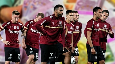 """Jucătorii lui CFR Cluj nu iau nicio primă pentru calificarea în grupele Conference League! Miza unei """"remontade"""" cu Steaua Roșie Belgrad. Exclusiv"""