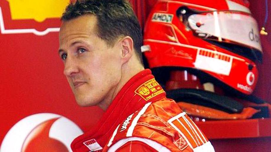 Veşti EXCELENTE despre Schumacher! Interacţionează cu cei din jur