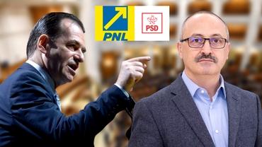 """Susținătorii lui Ludovic Orban nu vor un guvern minoritar. """"Va trebui să acceptăm agenda impusă de PSD"""""""