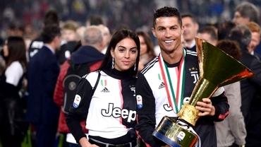 """Georgina Rodriguez, dezvăluiri picante despre relația cu Ronaldo: """"M-a cucerit cu frumusețea sa"""""""