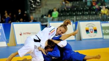 Monica Ungureanu şi Larisa Florian, medaliate cu bronz la Grand Prix-ul de la Düsseldorf