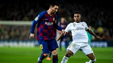 A plouat cu bani peste Real Madrid şi Barcelona! Rivalele din El Clasico au înregistrat venituri totale de peste 6,7 miliarde de euro în ultimii cinci ani