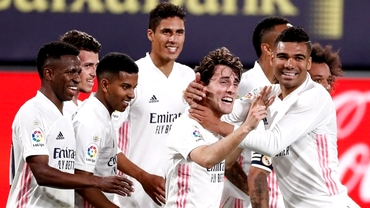 """Real Madrid are un nou lider în vestiar, după plecarea lui Sergio Ramos: """"Colegii sunt gata să facă orice pentru el"""". Video"""
