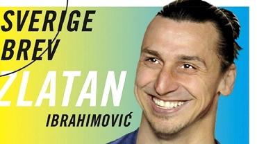 Ibrahimovici are timbru omagial în Suedia