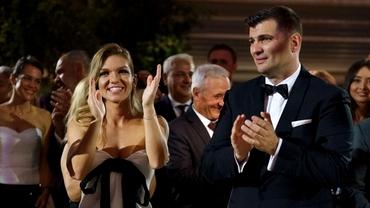 Galerie foto. Noi imagini de la nunta Simonei Halep cu Toni Iuruc, publicate de cumnata sportivei