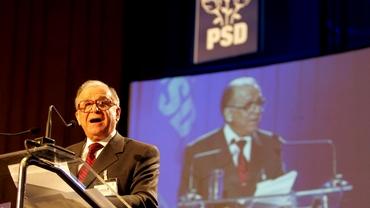 Cum arată Ion Iliescu la 91 de ani. Ultima imagine cu fostul lider PSD