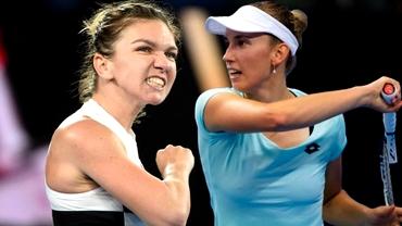 """Simona Halep - Elise Mertens 6-4, 5-7, 5-7 în turul 3 la WTA Madrid. Simona spune """"adio"""" după o evoluție dezastruoasă"""
