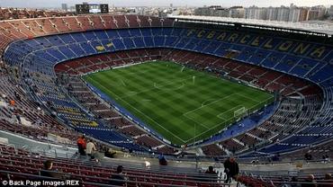 GALERIE FOTO / PROIECT grandios pentru FC Barcelona! Cum va arăta STADIONUL