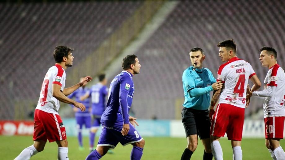 Fotbalistul din Liga 1 care şi-a anunţat retragerea în plin campionat