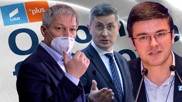 Cioloș, Barna și Darău,