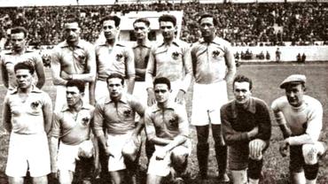 Jucau, dar şi petreceau! Viciile jucătorilor din naţionala României în 1933! Tricolorii fumau şi
