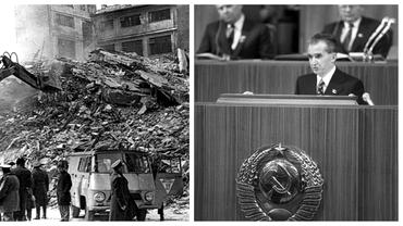 Ce măsuri de urgență a luat Nicolae Ceaușescu după cutremurul din 1977! Decizii fără precedent