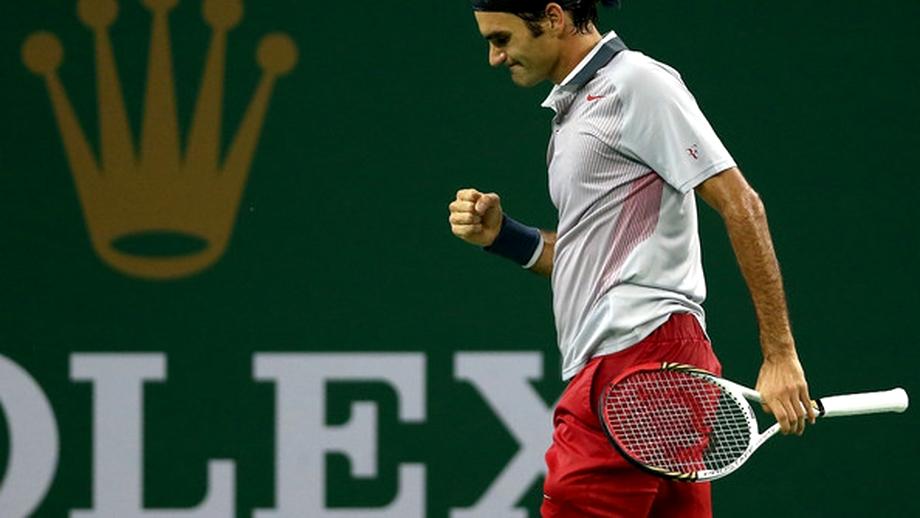 Federer CÎŞTIGĂ la Shanghai după o finală DE VIS!