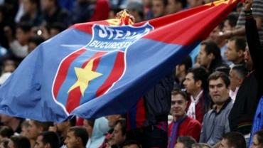Steliştii şi-au respectat fanii după meciul cu Ludogoreţ