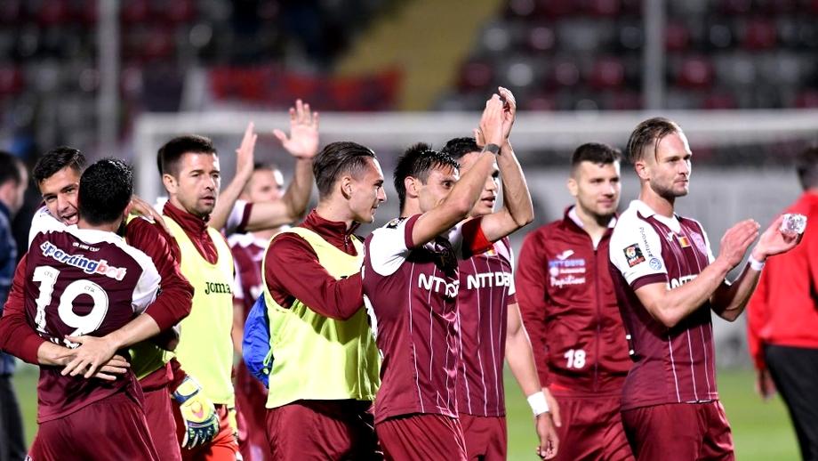 Când joacă şi ce adversari are CFR Cluj în Liga Campionilor!