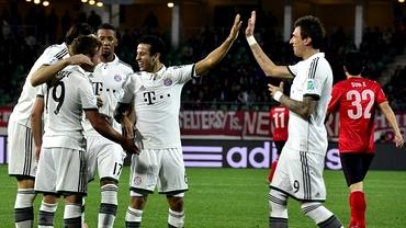 VIDEO / Lippi a fost UMILIT de Bayern: nemţii au ajuns în finală după un meci SPECTACULOS