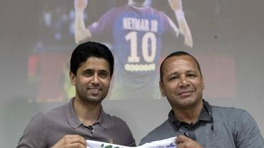 Tatăl lui Neymar a făcut anunţul mult aşteptat! Unde va juca fiul său