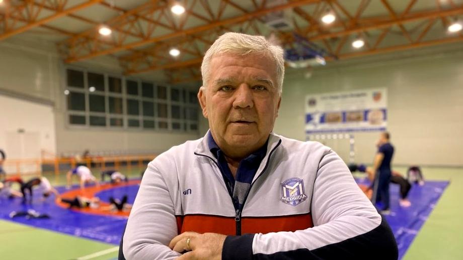 """Ion Draica, interviu savuros pentru FANATIK: """"Tata m-a înscris la lupte înainte să merg la școală"""". Exclusiv"""