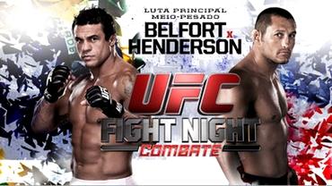 Belfort vs Henderson - Lupta bătrînilor