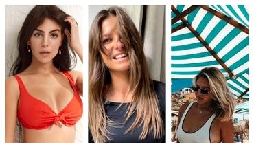 Bombele sexy care își susțin favoriții la EURO 2020. Cristiano Ronaldo, Lewandowski sau De Bruyne au suporteri de cinci stele. Foto