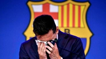 Un model brazilian a dat 600.000 de dolari pe celebrul şerveţel al lui Lionel Messi. Ce s-a întâmplat după ce a făcut anunţul