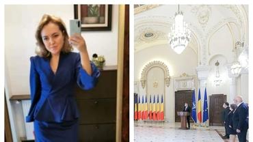 Cine este, de fapt, Gabriela Cenușă, asistenta lui Vela. Motivul pentru care a fost decorată de Iohannis