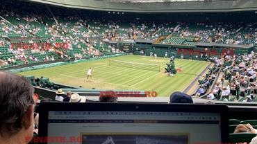 Simona Halep, revenire de senzație în meciul cu Victoria Azarenka de la Wimbledon 2019! Românca, 6 game-uri consecutive