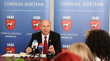 Procurorii DNA au descins la locuința lui Maricel Popa, președintele Consiliului Județean Iași. Acuzații grave aduse șefului CJ