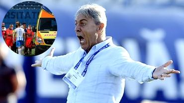 Sorin Cârțu, furios după ce Mateiu a fost lăsat fără doi dinți: