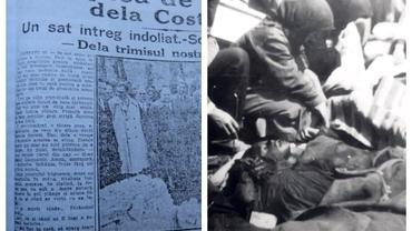 Vinerea Mare, 91 de ani de la tragedia din Costești: 116 persoane au ars de vii în biserică, majoritatea copii