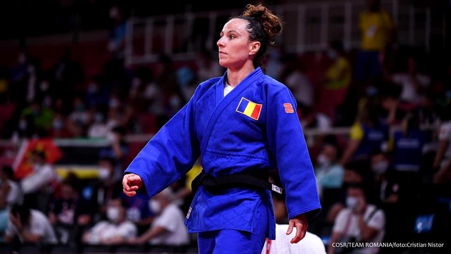 """Andreea Chițu, prima reacție după eliminarea în optimile de finală la judo: """"Îmi vine să spun că mă las!"""""""