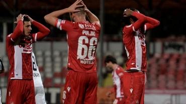 Situație explozivă la Dinamo! Viitor incert pentru jucători, Dusan Uhrin și Marius Nicolae: