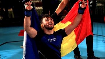 """Povestea impresionantă a lui Cristian Iorga, luptător în Gala MMA """"Blood Fight League"""": """"Toată viața mi-am dorit să-L onorez pe Dumnezeu!"""""""