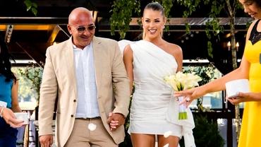 Cine este și cu ce se ocupă Călin Hagima, soțul Roxanei Nemeș. Este mai mare cu 11 ani decât ea și i-a dăruit un inel de 20.000 de euro