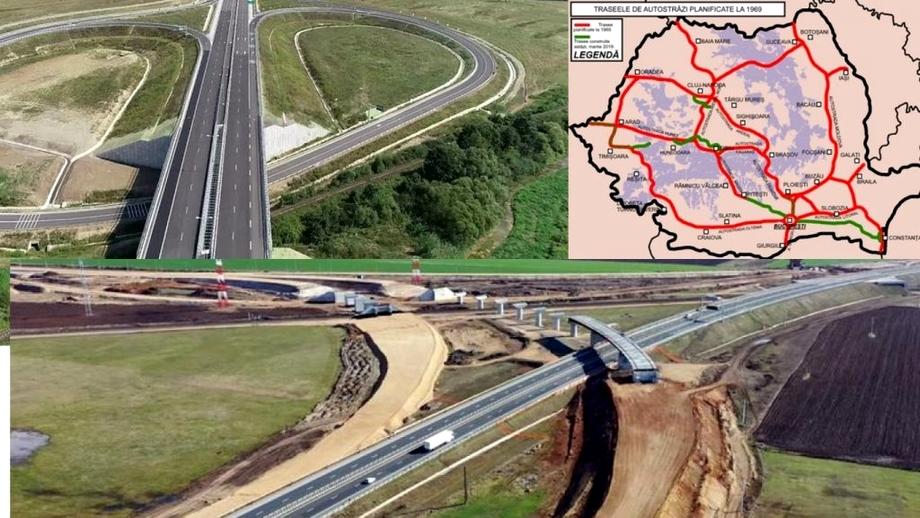 România construiește autostrăzi cu viteza melcului! La ce ne putem aștepta în 2021