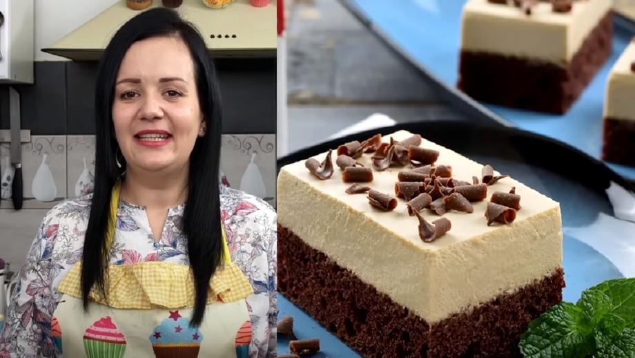 Rețetă de prăjitură cu cafea de la Jamila. Desertul pe care îl vei îndrăgi de la prima linguriță!