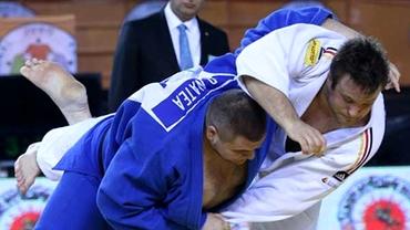 S-a dus şi ultima şansă de medalie la judo! Natea, eliminat în optimi
