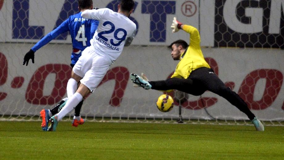 VIDEO / Viitorul îşi întrerupe seria de meciuri fără înfrângere: 1-2 cu Botoşani