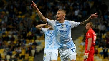 Știrile zilei din sport, sâmbătă, 28 august. Dinamo Kiev, victorie la scor în campionat