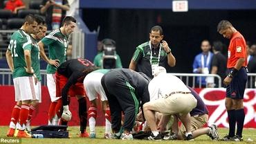VIDEO / Accidentare HORROR! Ratează Cupa Mondială!