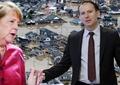 Germania, sute de milioane pentru sinistrați! Românii rămași fără case din cauza inundațiilor, câteva mii de lei