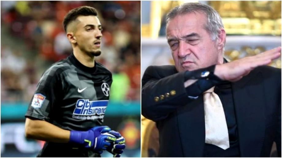Andrei Vlad nu vrea să plece la U Craiova! Gigi Becali: